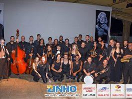 Cine Jazz: música e cinema no Epidauro