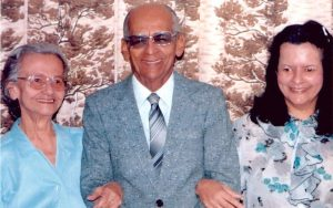"""Arquivo BV Dona Idalina, """"seu"""" Bruno e Lícia. A família Paiva num álbum de família."""