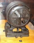 Reprodução BV Motor de Indução CC no Museu Washington.