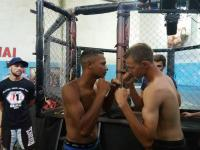 FIGHT GYM COMBAT 007