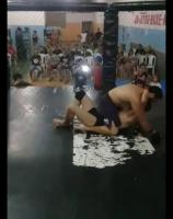 FIGHT GYM COMBAT 022